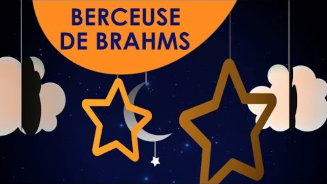 BERCEUSE DE BRAHMS